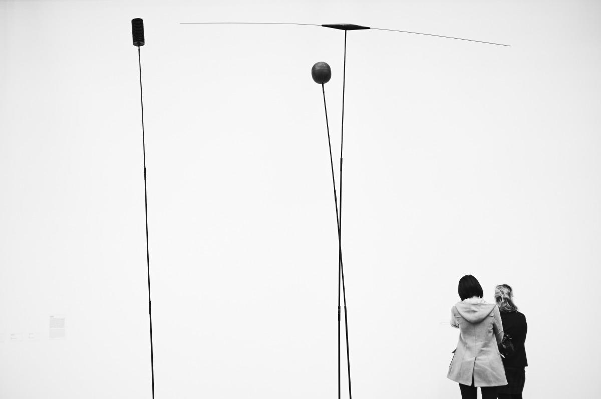 Takis at Palais de Tokyo by Emmanuel Pineau