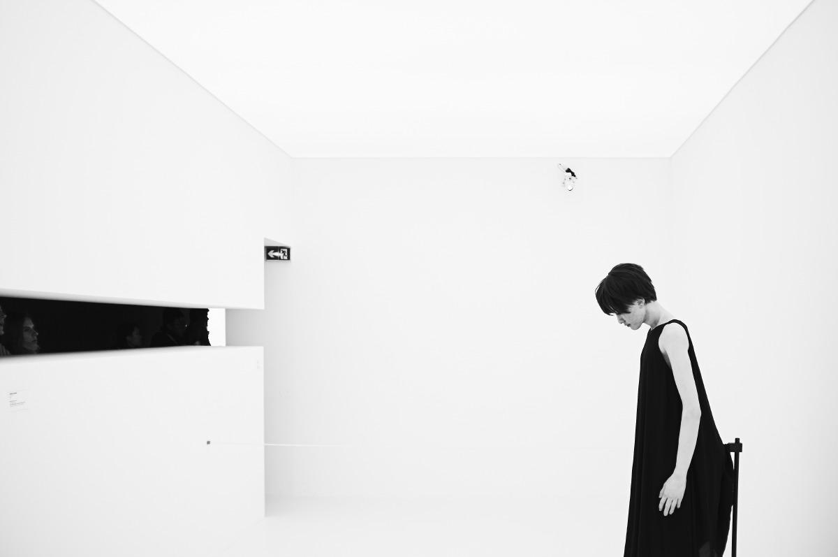Hiroshi Ishiguro by Emmanuel Pineau